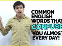 Common English Words That Confuse You Every Single Day