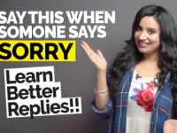 Best Replies To Sorry | Useful English Expressions And Phrases To Accept An Apology
