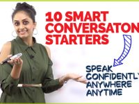 10 Smart English Conversation Starters To Speak With Strangers Anywhere, Anytime With Confidence