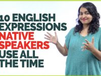 10 English Expressions Used By Native Speakers All The Time | English Conversation