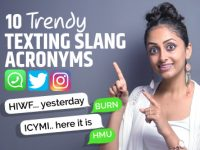 Trendy Texting Acronyms & Internet Slang Words (Abbreviations) | English Short forms For Chat & SMS