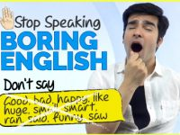Don't Speak BORING ENGLISH | Replace These 15 Basic English Words Now!