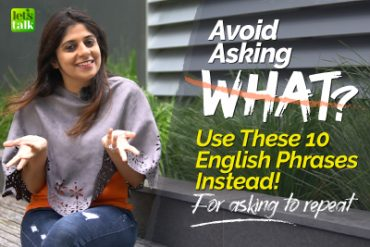 Avoid Asking 'What'   Learn 10 Polite English Phrases Instead!
