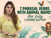 Phrasal Verbs With Animal Names For Daily Conversation | Speak English Fluently & Confidently
