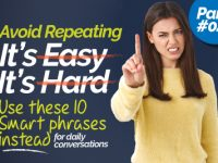 Better Ways To Say 'It's Easy' and  'It's Difficult' | Smart English Conversation Phrases – Part 4