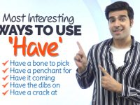 How to Use 'Have' In An Interesting Way | Smart English Phrases To Speak Fluently