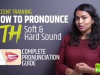 How To Pronounce 'TH' (Hard & Soft Sound) | Complete Pronunciation Training