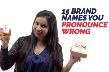 Learn Correct English Pronunciation Of 15 Brand Names In English