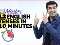 🔴 Master 12 English Tenses In 10 Minutes | Brush Up Your English Grammar Skills