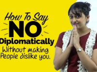 How To Say 'NO' Diplomatically Without Making People Dislike You?