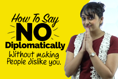 How To Say 'NO' Diplomatically Without Making People Dislike You? Learn Useful Polite English Phrases