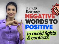 Learn Better Word Choice – Change Negative English Vocabulary To Positive | Describing Personality