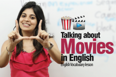 Talking about movies in English
