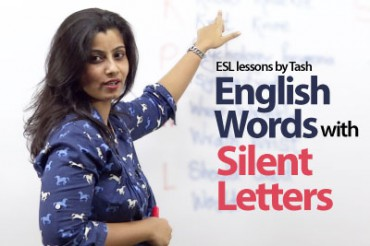 English words with silent letters