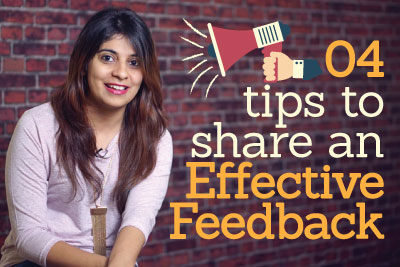 How to give an effective feedback? Business Communication & Personality Development skills