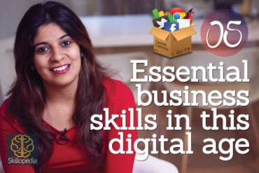 Essential business skills required even in this digital age.