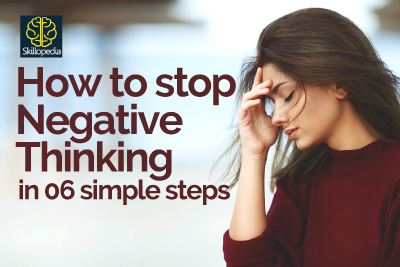 Hoe to stop negative thinking - Personality development video by Let's Talk English Spoken English Institute in Mumbai