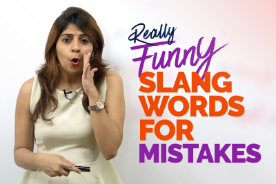 Funny Slang Words In English For Mistakes We Make | English Speaking Lesson | Improve Vocabulary | Niharika