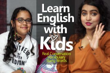 Learn English with Kids