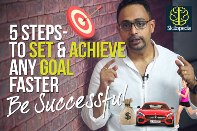 How to set & achieve any goal faster? Be confident & Successful | Motivational & Inspirational | Personality development
