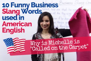 10 Business English Slang Words used in daily Spoken English