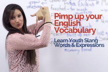 Pimp up your English Vocabulary