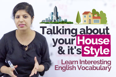 House Vocabulary - Free English lesson online
