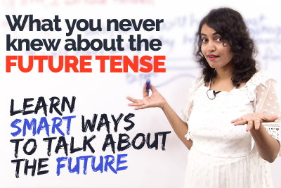 The future tense - No ore will and going to - English Grammar lesson