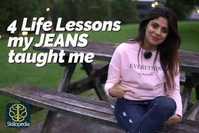 Personality Development Training Video to learn Life Lessons from Jeans