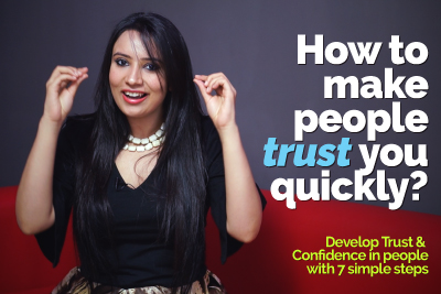 Corporate training in Mumbai - How to build confidence and Trust
