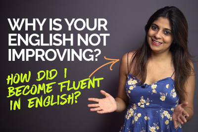 Why can't I Speak Fluent English with confidence? 1 Trick to speak English Fluently and confidently | Niharika