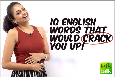 10 English Words That Would Crack You Up! Advanced English Speaking Vocabulary Lesson by Meera