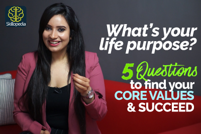 How to find your Life Purpose? Core Values to Succeed & Stay Positive | Motivational training Video