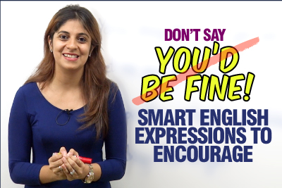 Smart English Phrases & Expressions To Re-assure someone | English Speaking Lesson by NIharika