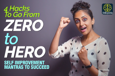 Go From ZERO TO HERO | 4 Habits Of All Successful People | Secrets To Overcome Failure | Motivation