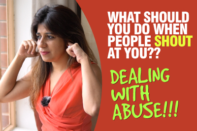How to REACT When People SHOUT or YELL At You? Dealing with Rude & Angry People | Personal Development | Skillopedia