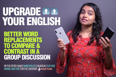 Upgrade Your English Level . Learn Advanced English Words & Expressions For Group Discussions