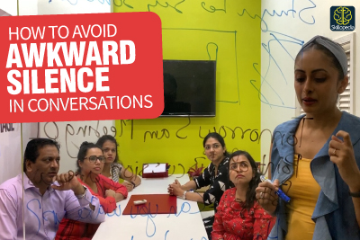 How to Avoid Awkward Silence & Keep The Conversation Going | Improve Your Communication Skills