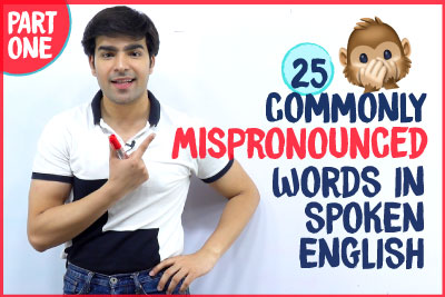 25 Commonly Mispronounced English Words | Improve English Pronunciation | Stop Mispronouncing Everyday Words. Speak Clearly.