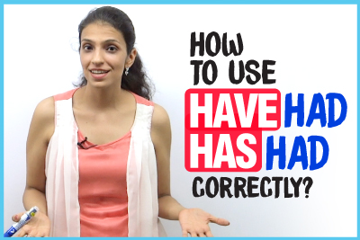 How to use 'Have Had' and 'Has Had' correctly in English? English Grammar Lesson | Learn English with Rachna