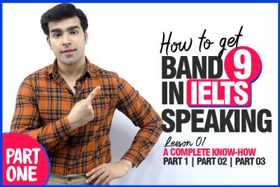 How To Get A Band 9 In IELTS Speaking Test | A Complete Know How Part 1,2,3 | Top Tips To Get High Score.