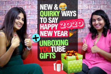 Fun & Quirky Ways To Wish Happy New Year 2020 | Learn English Greetings & Wishes For The New Year