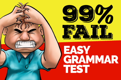 99% Fail This Easy English Grammar Test | Can You Pass? Spoken English Practice Lesson