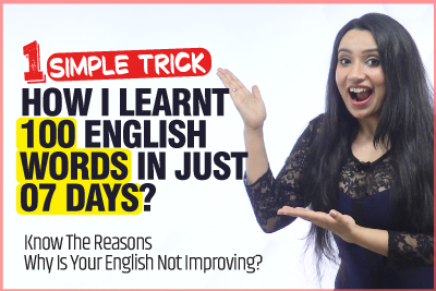 1 Simple Trick To Speak Fluent English Faster | Tips To Learn 100+ New English Words in 1 Week Easily | Michelle