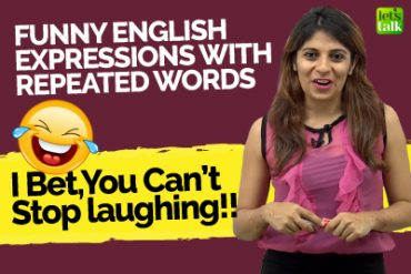 Funny English Expressions With Repeated Words That Would Make You Laugh! 😂