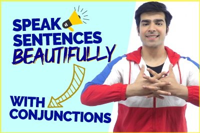 Speak English Sentences Beautifully With Advanced Conjunctions | Improve English Fluency! Hridhaan
