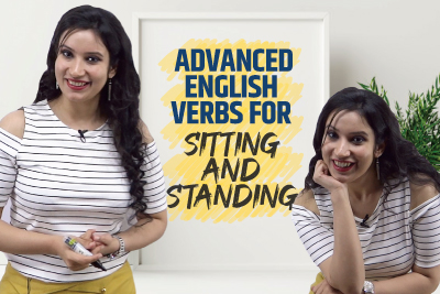 Smart English Verbs To Describe Actions   Advanced English Words   Vocabulary Lesson   Michelle