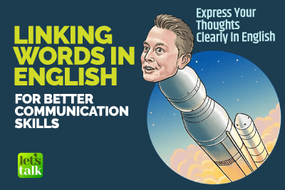 Linking Words In English For Better English Communication Skills | Speak Clearly | Vocabulary