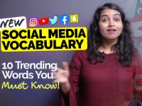 New Social Media Vocabulary In English | 10 Trending Words You Must Know!