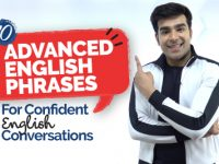 Advanced English Phrases For Daily English Conversations!